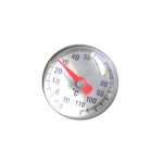 Термометр механический с щупом 12 см