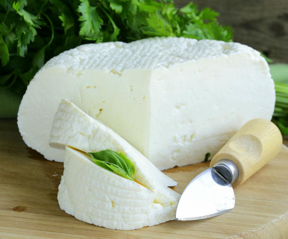 Рассол для осетинского сыра в домашних условиях